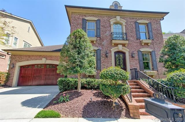 6823 Conservatory Lane, Charlotte, NC 28210 (#3415614) :: Scarlett Real Estate