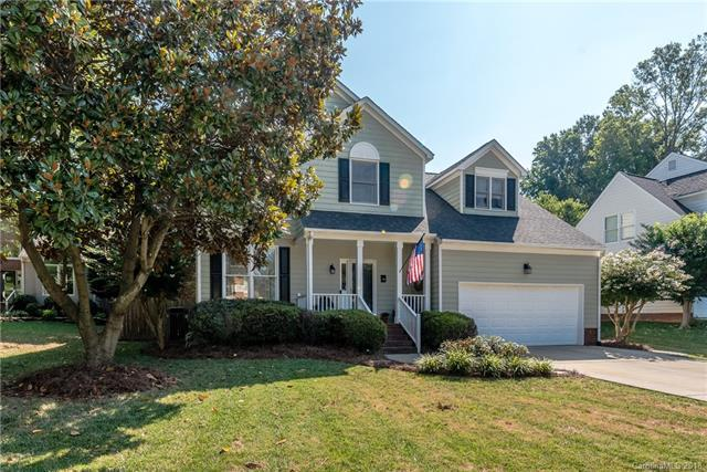 8815 Forest Shadow Circle, Cornelius, NC 28031 (#3415697) :: Exit Mountain Realty