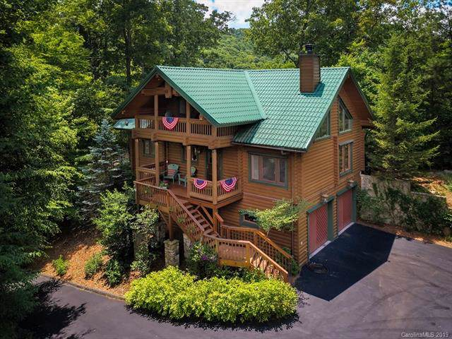 918 Countryside Drive, Waynesville, NC 28785 (#3415718) :: Keller Williams Professionals