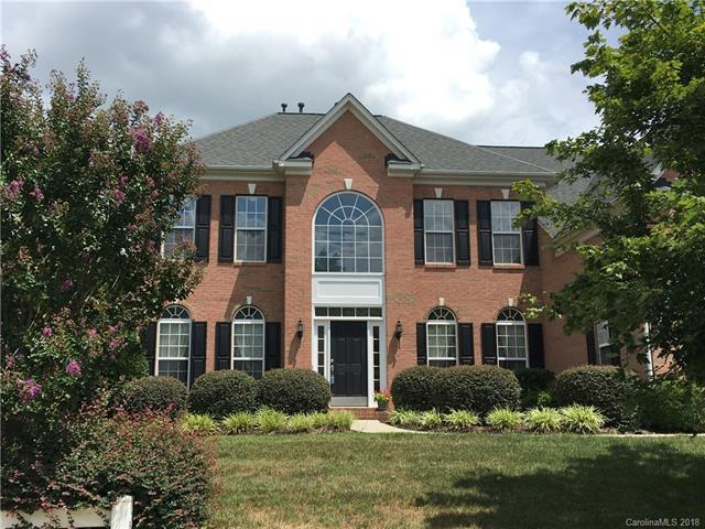 801 Circle Trace Road, Wesley Chapel, NC 28104 (#3416421) :: Robert Greene Real Estate, Inc.