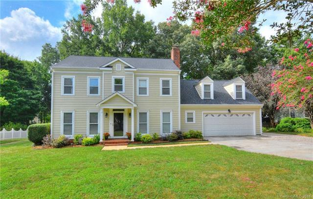 11906 Parks Farm Lane, Charlotte, NC 28277 (#3416722) :: Zanthia Hastings Team