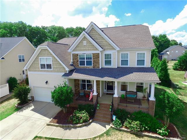10641 Stone Bunker Drive, Mint Hill, NC 28227 (#3417180) :: Exit Mountain Realty