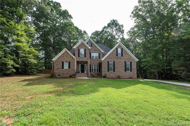 2101 Winding Oaks Trail, Waxhaw, NC 28173 (#3417515) :: Caulder Realty and Land Co.