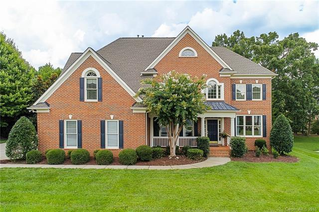 8300 Woodmont Drive, Marvin, NC 28173 (#3417990) :: Phoenix Realty of the Carolinas, LLC