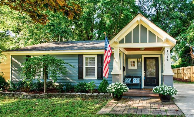 1614 Brook Road, Charlotte, NC 28205 (#3418058) :: Exit Mountain Realty