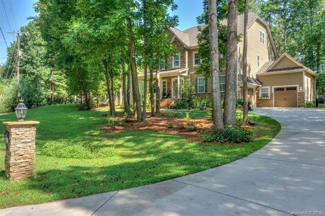 198 Riverwood Road, Mooresville, NC 28117 (#3418080) :: Besecker Homes Team