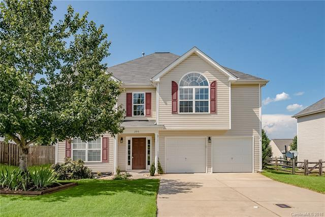 295 Glenn Allen Road, Mooresville, NC 28115 (#3419033) :: Cloninger Properties