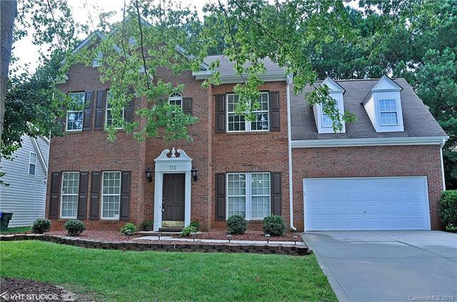 111 Rolling Stone Court, Mooresville, NC 28117 (#3419245) :: Phoenix Realty of the Carolinas, LLC