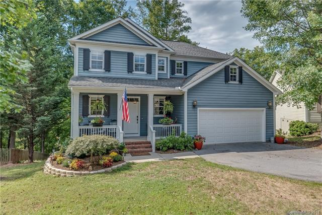 7 Hoolet Court, Candler, NC 28715 (#3419442) :: Exit Mountain Realty