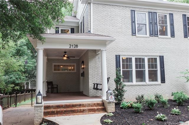 2128 Greenway Avenue, Charlotte, NC 28204 (#3419587) :: Exit Mountain Realty