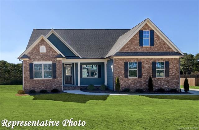 125 Wiggins Drive Lot 125, Gastonia, NC 28054 (#3419946) :: Rinehart Realty