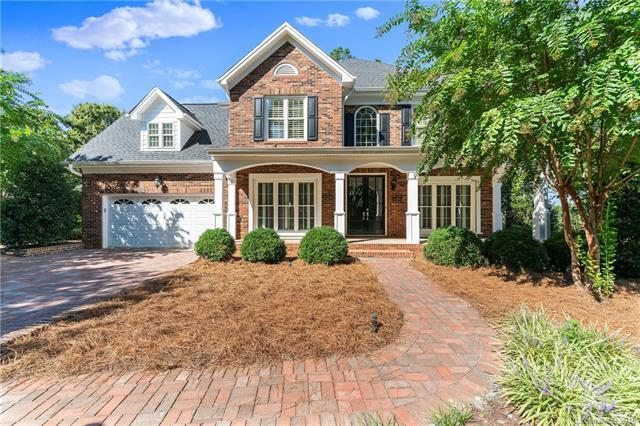 8808 Taybrook Drive, Huntersville, NC 28078 (#3419961) :: LePage Johnson Realty Group, LLC