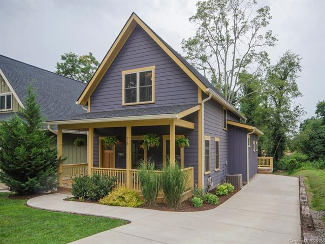 78 Montana Avenue, Asheville, NC 28806 (#3420457) :: Besecker Homes Team