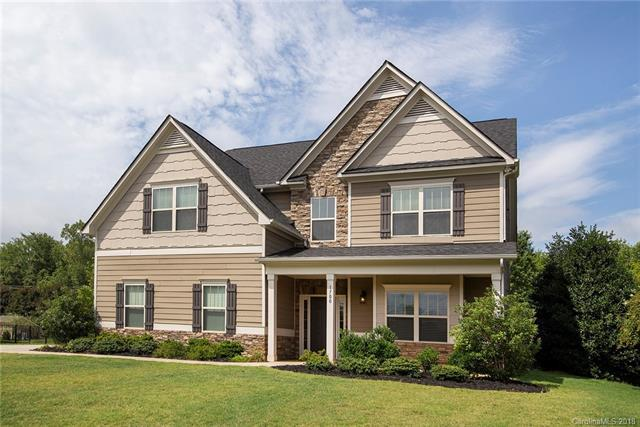 1700 Laurel Hill Drive, Waxhaw, NC 28173 (#3420537) :: LePage Johnson Realty Group, LLC