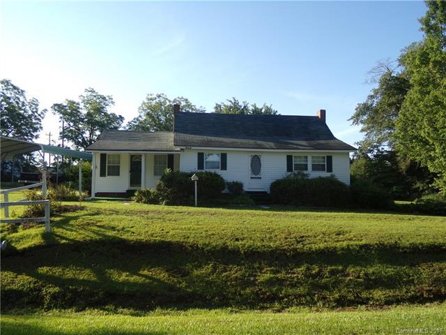 263 Maples Road, Pageland, SC 29728 (#3420583) :: The Ramsey Group