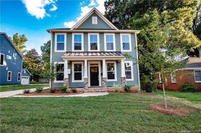 1012 Matheson Avenue #11, Charlotte, NC 28205 (#3420637) :: Exit Mountain Realty