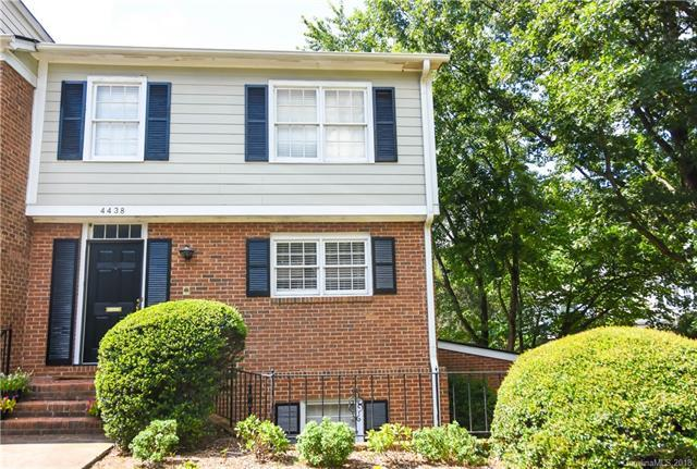 4438 Mullens Ford Road #32, Charlotte, NC 28226 (#3420767) :: High Performance Real Estate Advisors