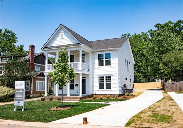 3401 Ritch Avenue #4, Charlotte, NC 28206 (#3420810) :: The Sarver Group