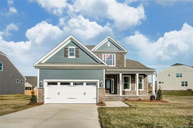 2256 Balting Glass Drive Lot 118, Indian Trail, NC 28079 (#3420869) :: Exit Mountain Realty