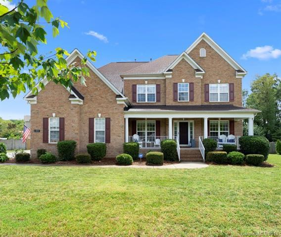6822 Heritage Orchard Way, Huntersville, NC 28078 (#3420994) :: Exit Mountain Realty