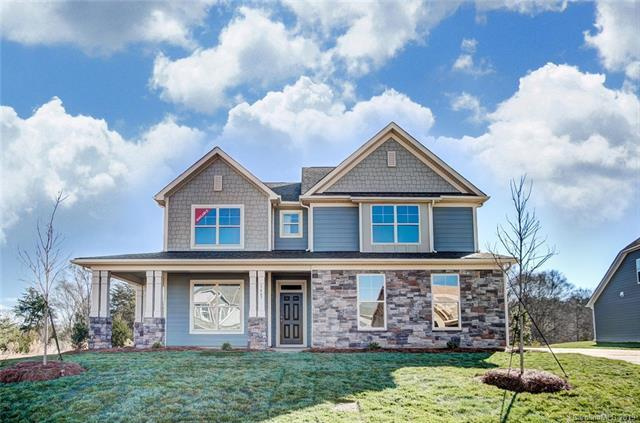 1467 Wiggins Drive Lot 119, Gastonia, NC 28054 (#3421492) :: Exit Mountain Realty