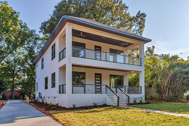 1015 Matheson Avenue, Charlotte, NC 28205 (#3421552) :: Stephen Cooley Real Estate Group