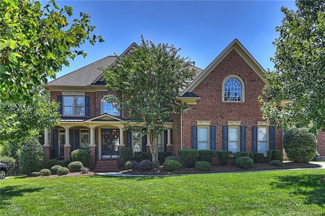 503 Three Greens Drive, Huntersville, NC 28078 (#3421840) :: LePage Johnson Realty Group, LLC
