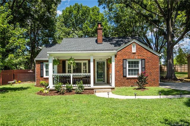 4735 Doris Avenue, Charlotte, NC 28205 (#3421903) :: The Sarver Group