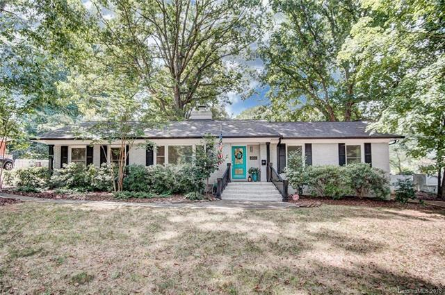 2100 Wensley Drive #1, Charlotte, NC 28210 (#3422860) :: LePage Johnson Realty Group, LLC