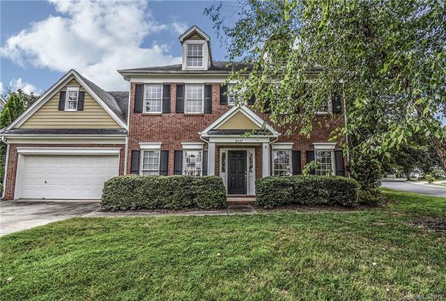 8427 Quintrell Drive #12, Charlotte, NC 28277 (#3422996) :: The Ramsey Group