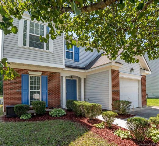 514 Elsberry Lane, Charlotte, NC 28213 (#3423395) :: The Ramsey Group