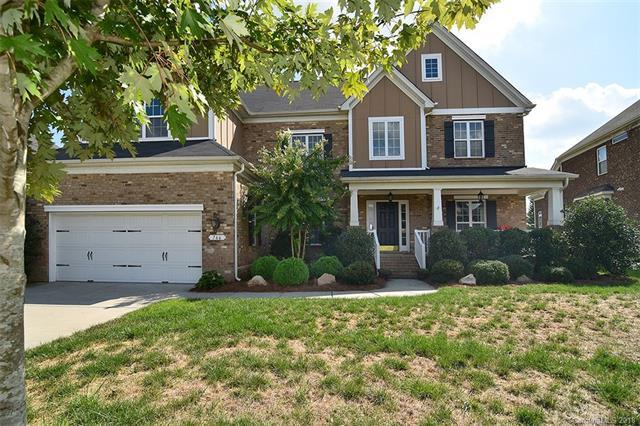 766 Franklin Tree Drive NW, Concord, NC 28027 (#3423495) :: Exit Mountain Realty