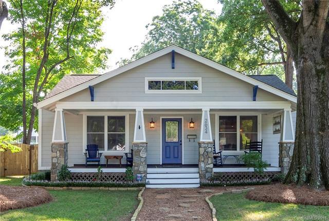 2634 Duncan Avenue, Charlotte, NC 28205 (#3423987) :: Exit Mountain Realty