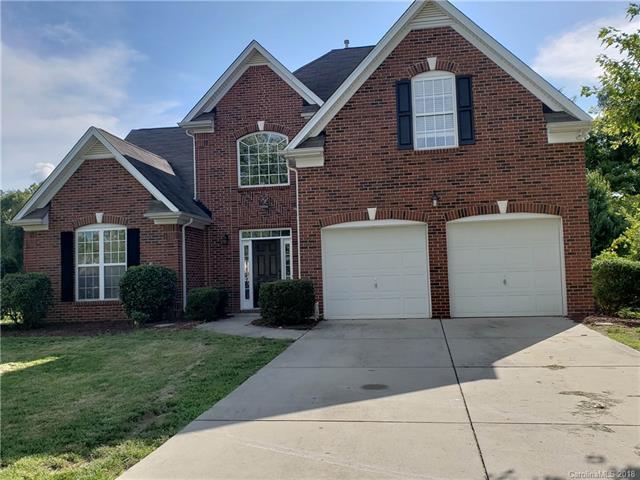 5806 Crimson Oak Court, Harrisburg, NC 28269 (#3424294) :: Mossy Oak Properties Land and Luxury