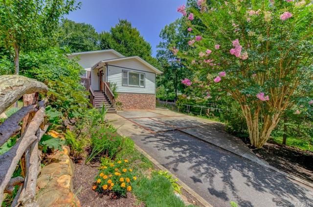 5 Homewood Drive, Asheville, NC 28803 (#3424353) :: Johnson Property Group - Keller Williams