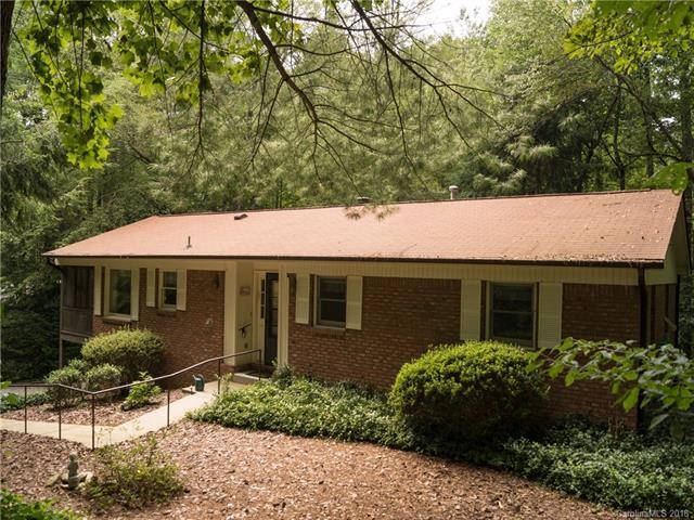 222 Park Lane, Hendersonville, NC 28792 (#3425289) :: Puffer Properties