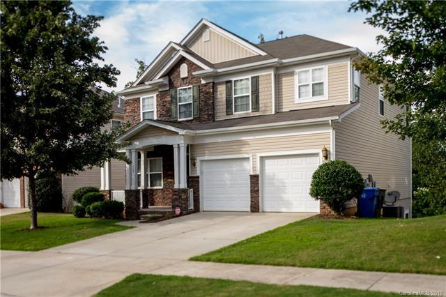 115 Silverspring Place, Mooresville, NC 28117 (#3425858) :: Odell Realty