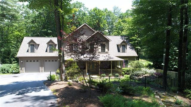 44 Old Mine Point, Lake Toxaway, NC 28747 (#3426074) :: The Andy Bovender Team