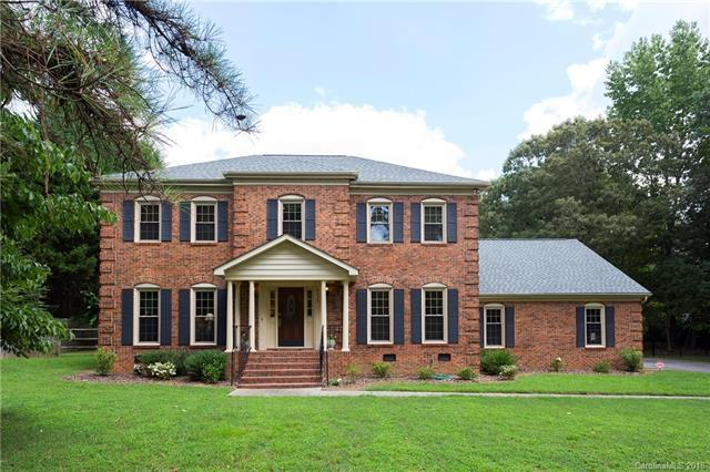 2115 E East Providence Drive, Charlotte, NC 28270 (#3427408) :: Exit Mountain Realty