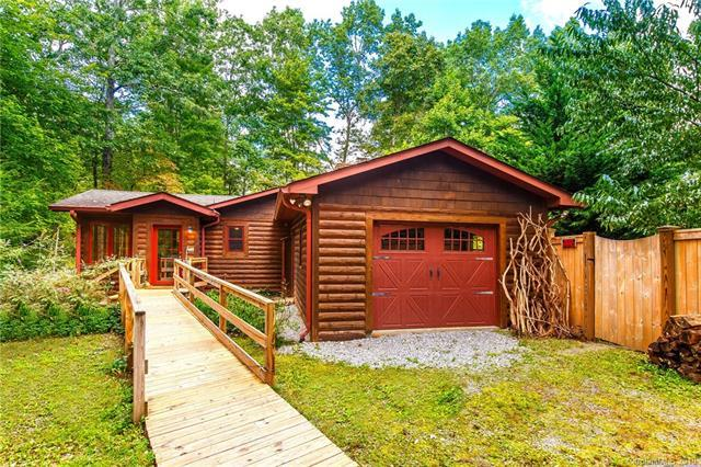 64 Scarlett Drive, Pisgah Forest, NC 28768 (#3428140) :: The Andy Bovender Team