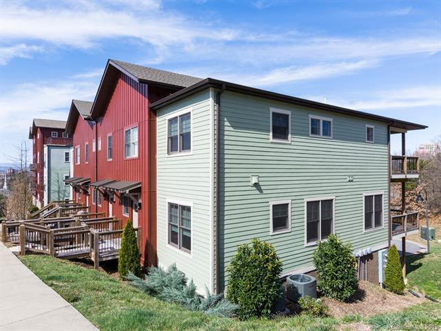200 N Skyloft Drive #3, Asheville, NC 28801 (#3428609) :: Caulder Realty and Land Co.