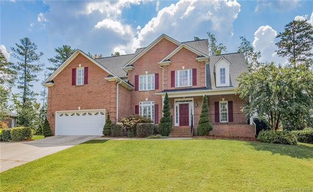 5317 Spindle Ridge Lane, Gastonia, NC 28056 (#3429658) :: LePage Johnson Realty Group, LLC