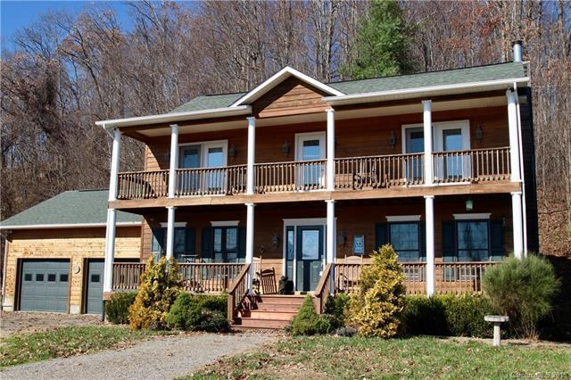 1231 Grandeur Heights, Clyde, NC 28721 (#3429720) :: Exit Mountain Realty
