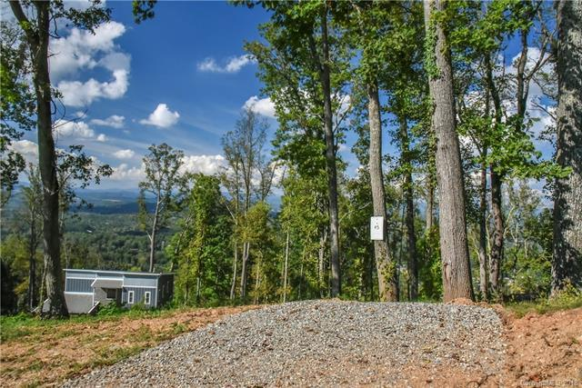 160 Serenity Ridge Trail Lot 5, Asheville, NC 28804 (#3429817) :: RE/MAX Four Seasons Realty
