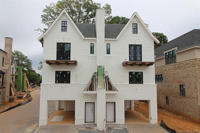 621 Mattie Rose Lane #15, Charlotte, NC 28204 (#3429841) :: LePage Johnson Realty Group, LLC