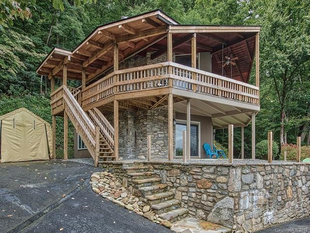 903 Wildcat Run Road #59, Maggie Valley, NC 28751 (#3430460) :: LePage Johnson Realty Group, LLC