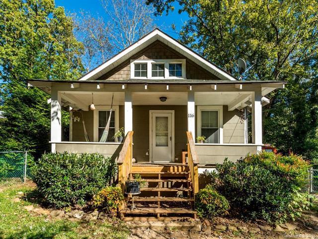 116 & 118 Hanover Street, Asheville, NC 28806 (#3430709) :: Puffer Properties