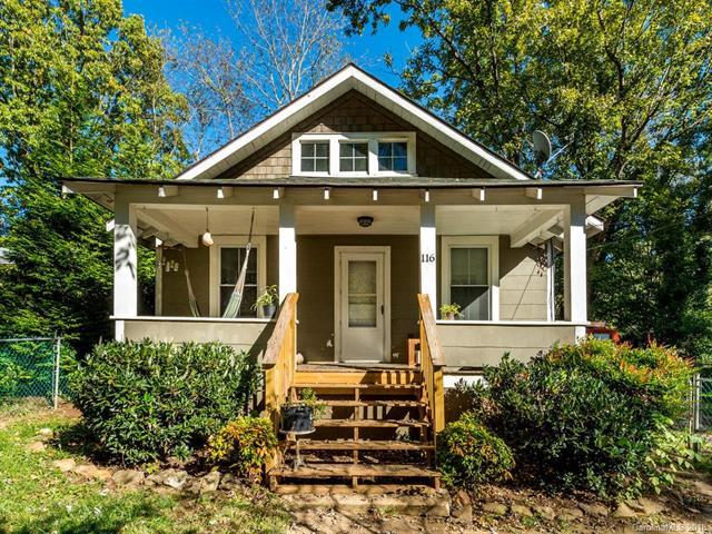 116 & 118 Hanover Street, Asheville, NC 28806 (#3430709) :: Stephen Cooley Real Estate Group