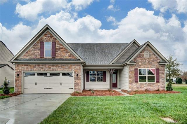 2010 Knocktree Drive Lot 37, Indian Trail, NC 28079 (#3430977) :: Exit Mountain Realty