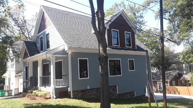 1321 N Mcdowell Street 1&2, Charlotte, NC 28205 (#3431089) :: MECA Realty, LLC